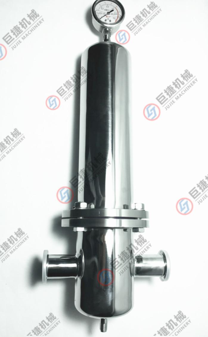 卫生级快装蒸汽过滤器 除菌蒸 空气压缩过滤器37247385