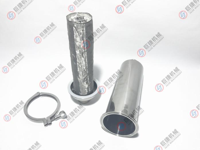 卫生级过滤器 管道过滤器 直通过滤器 筛网式过滤器39916455