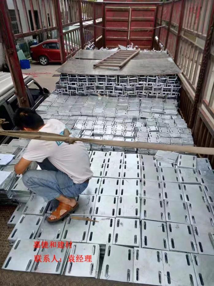 热镀锌预埋钢板 深圳预埋钢板厂家直销98876932