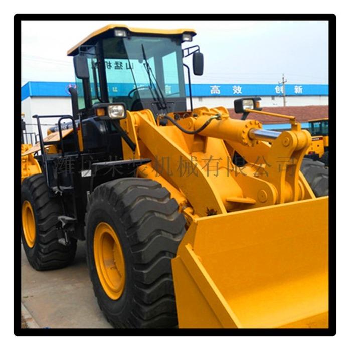 直销50铲车 标准五吨装载机 国二排放 出口车型795712872