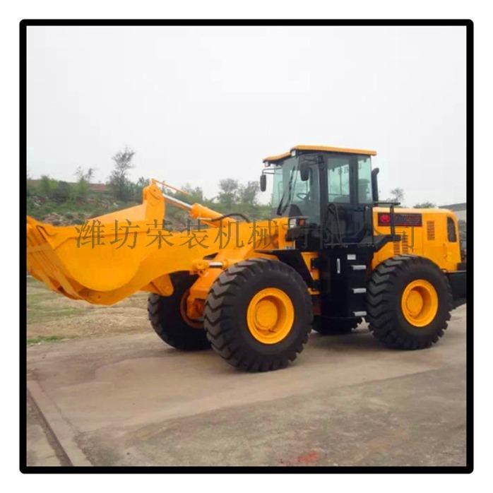 直销50铲车 标准五吨装载机 国二排放 出口车型795712862
