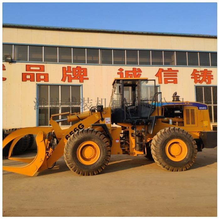 直销50铲车 标准五吨装载机 国二排放 出口车型83771552