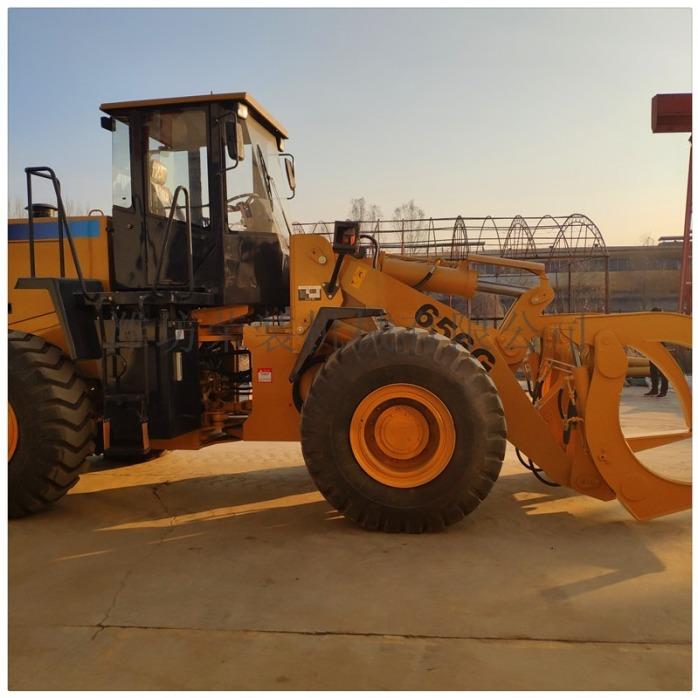 直销50铲车 标准五吨装载机 国二排放 出口车型83771542