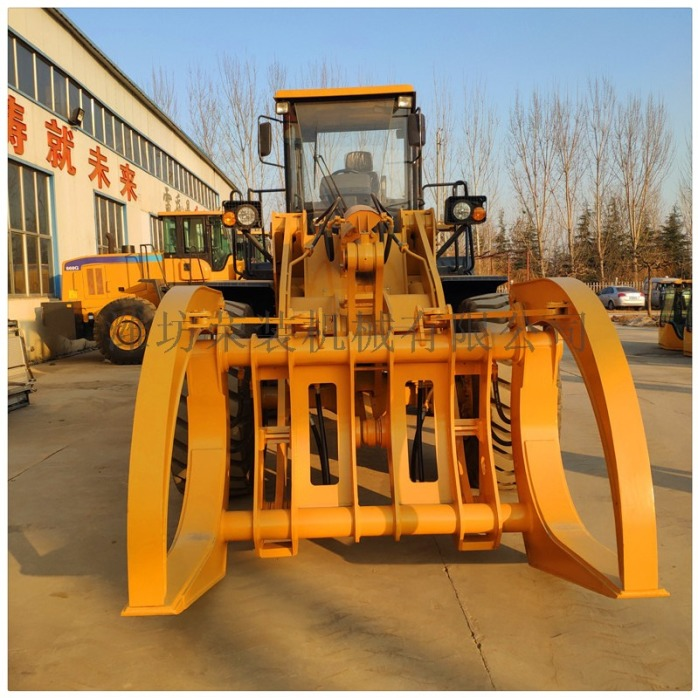 直销50铲车 标准五吨装载机 国二排放 出口车型83771532