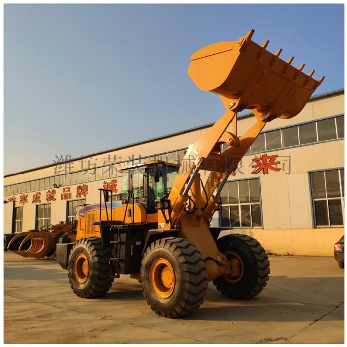 厂家直销50装载机 山工版铲车 可配抓木机79593742