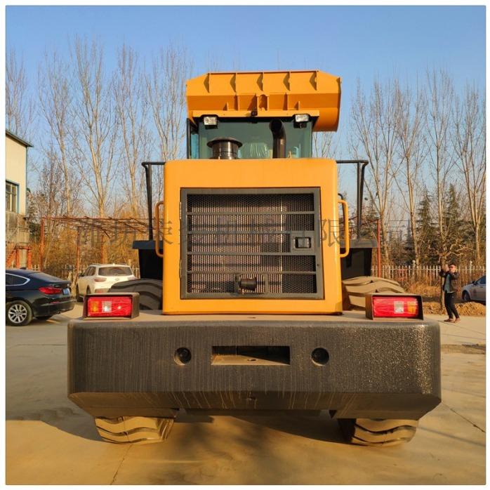厂家直销50装载机 山工版铲车 可配抓木机79593712