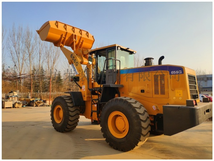 厂家直销50装载机 山工版铲车 可配抓木机79593702