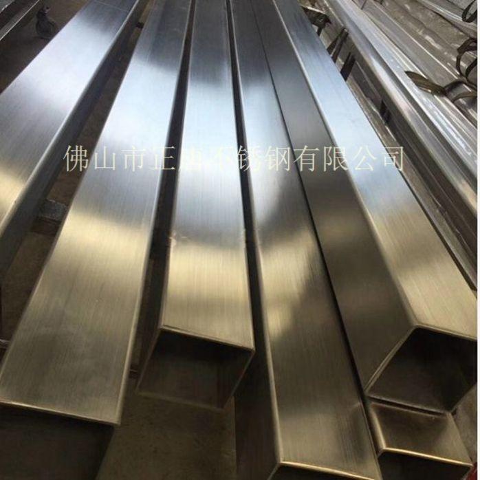 304拉絲不鏽鋼方通,150*150不鏽鋼方管819714425