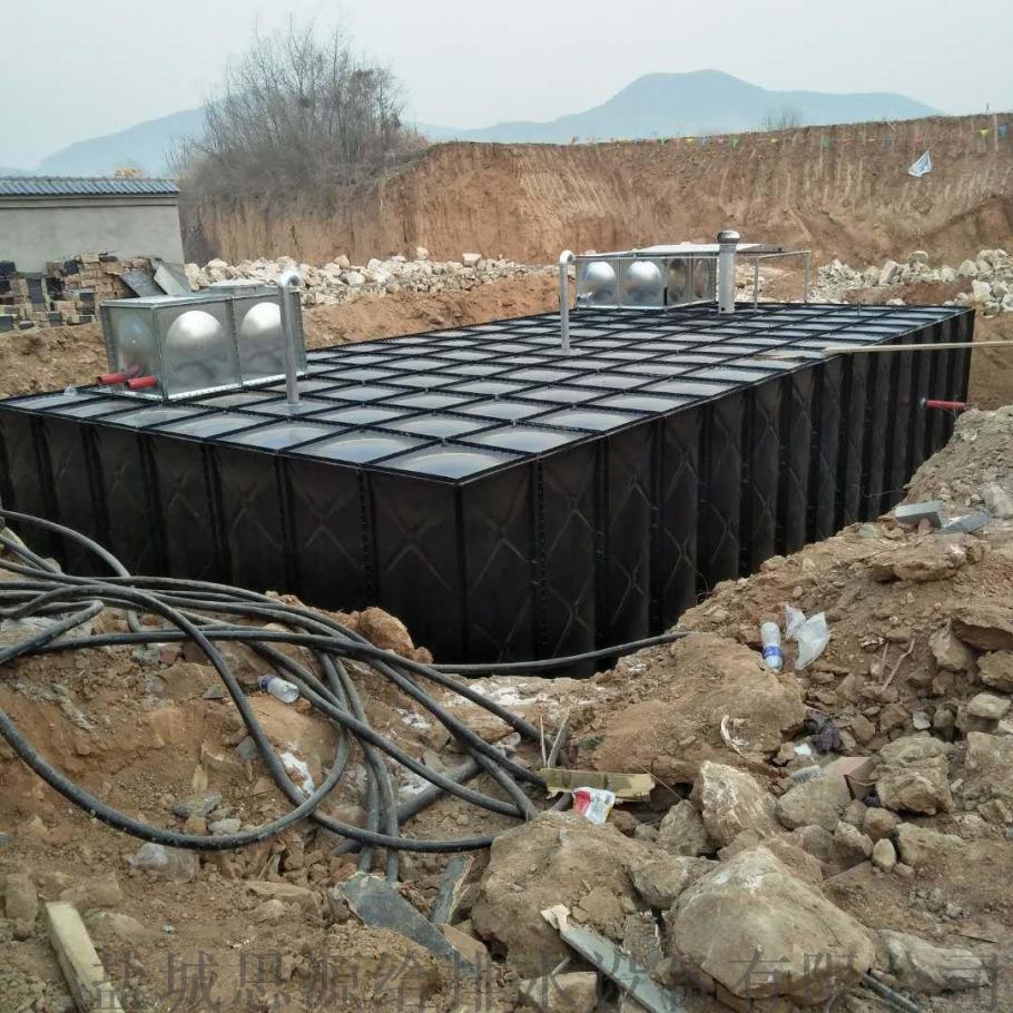 张家口大模块SYSW装配式箱泵一体化(地埋地上)97810235