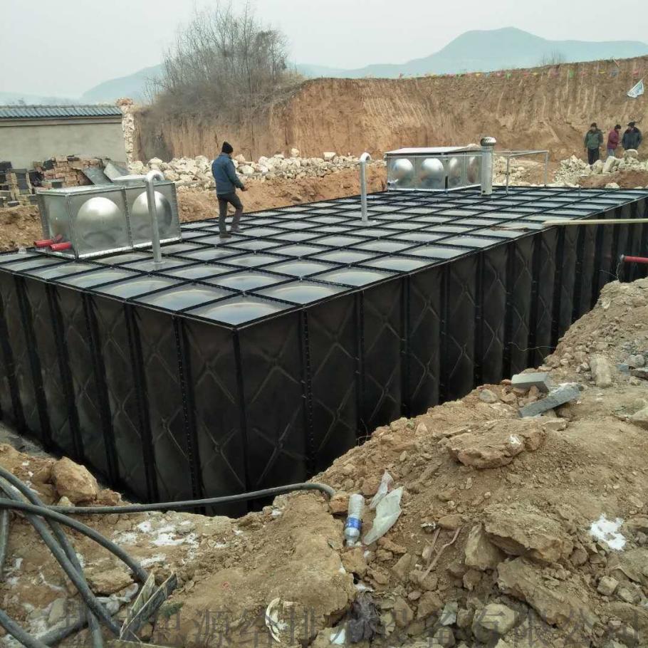 张家口大模块SYSW装配式箱泵一体化(地埋地上)97810255