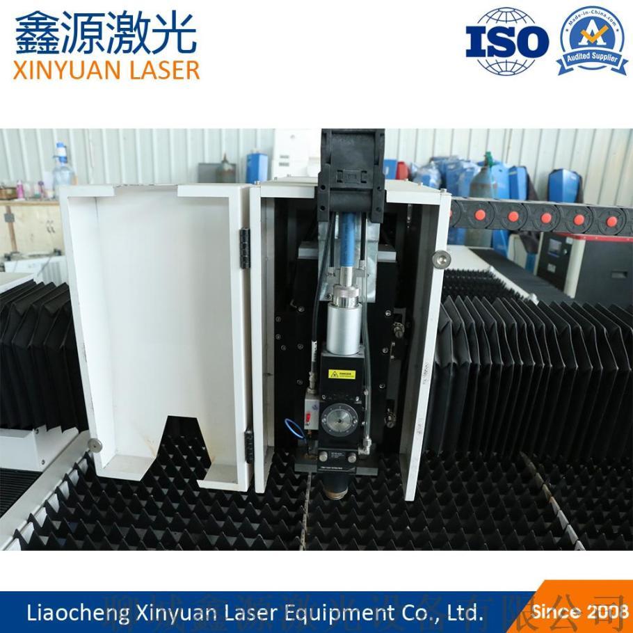 鑫源G1325型广告金属板材光纤金属激光切割机55223402