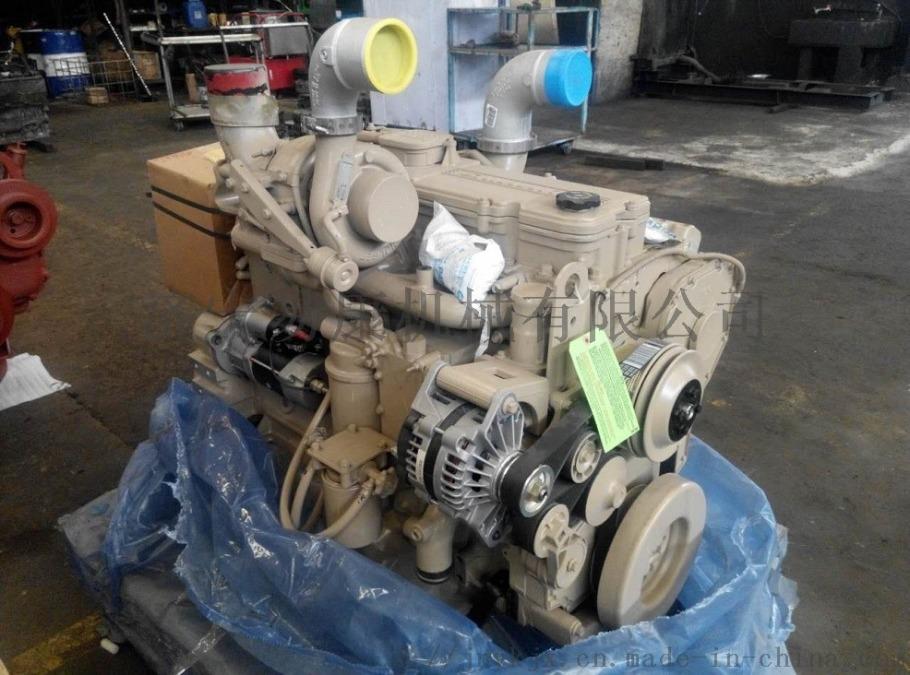 康明斯QSL9.3|国三发动机|柳工6吨装载机57522722
