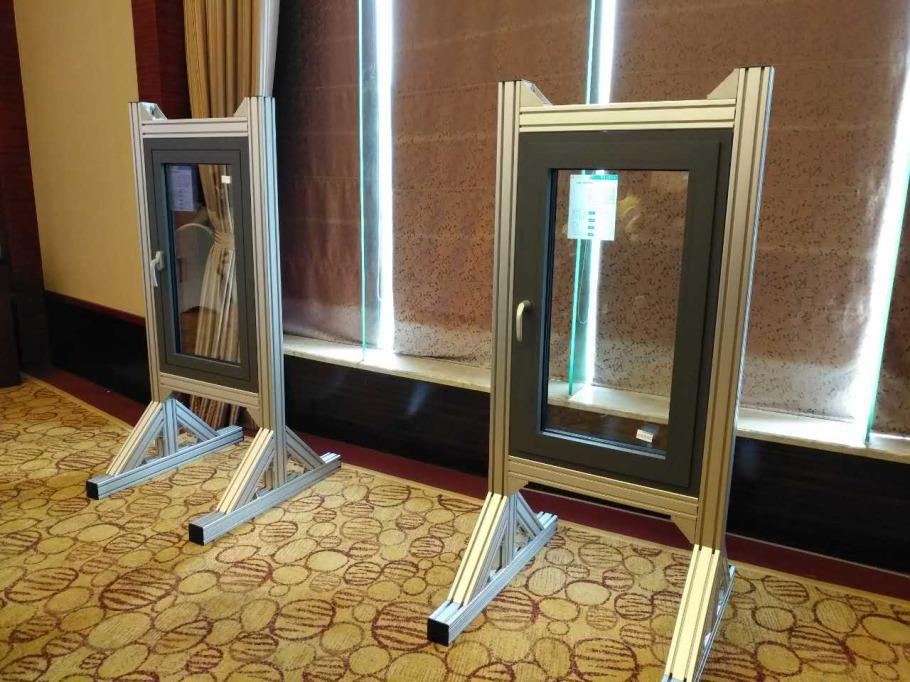 广东铝合金展架铝型材生产厂家兴发铝业826077915