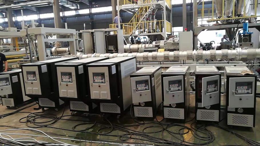EVA发泡成型控温机,EVA发泡行业专业模温机100721585