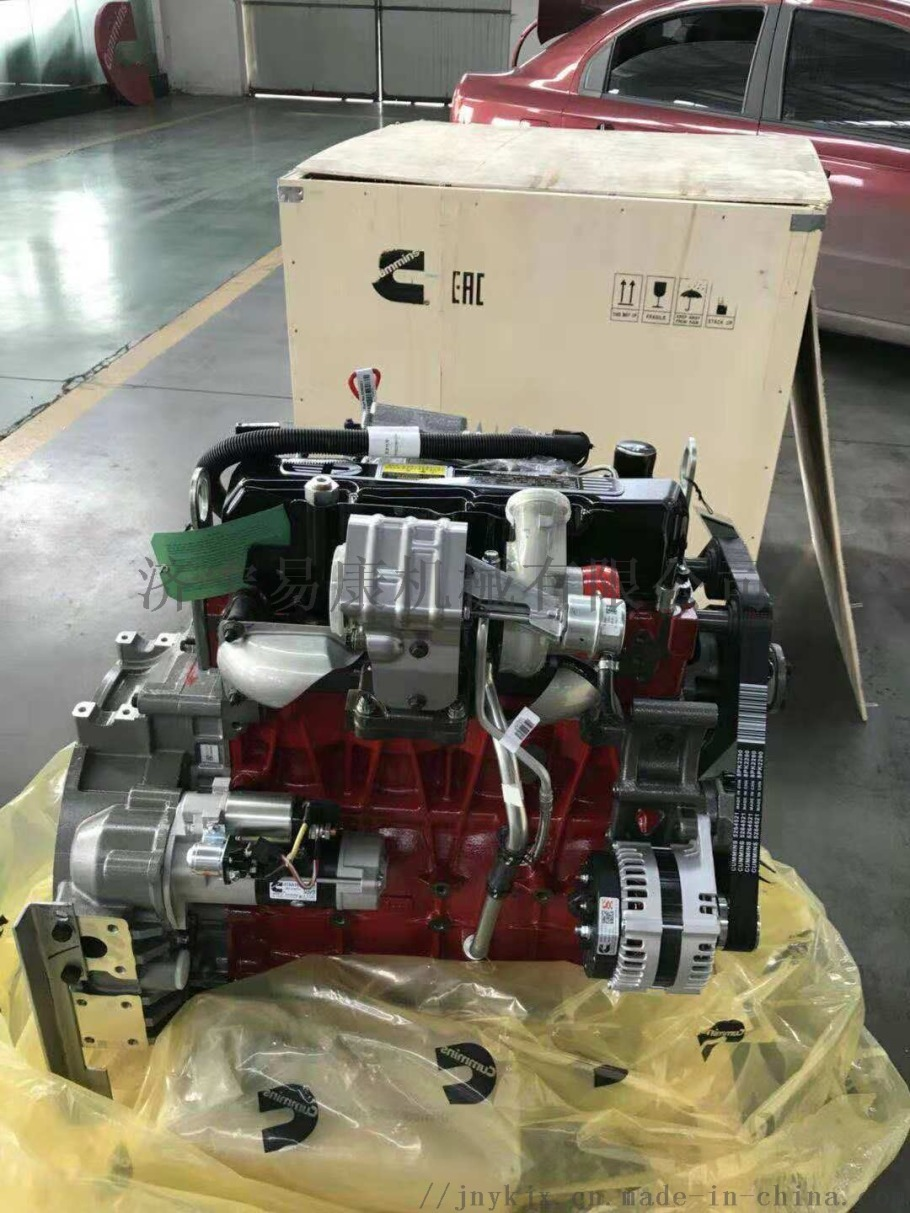 康明斯QSF4.5|国三柴油机|维特根铣刨机761223562