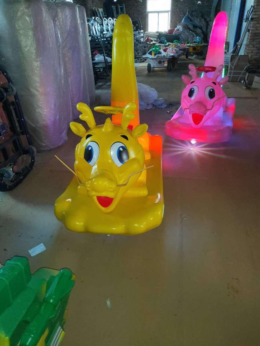 河南大型新款儿童碰碰车亲子游乐典范设备819656722