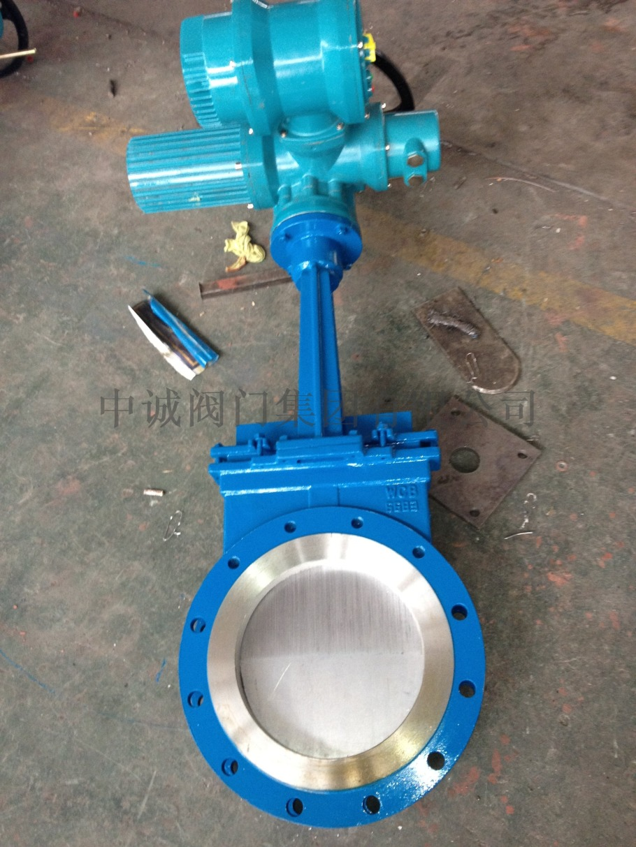 Electric  knif egate valve 1 .JPG
