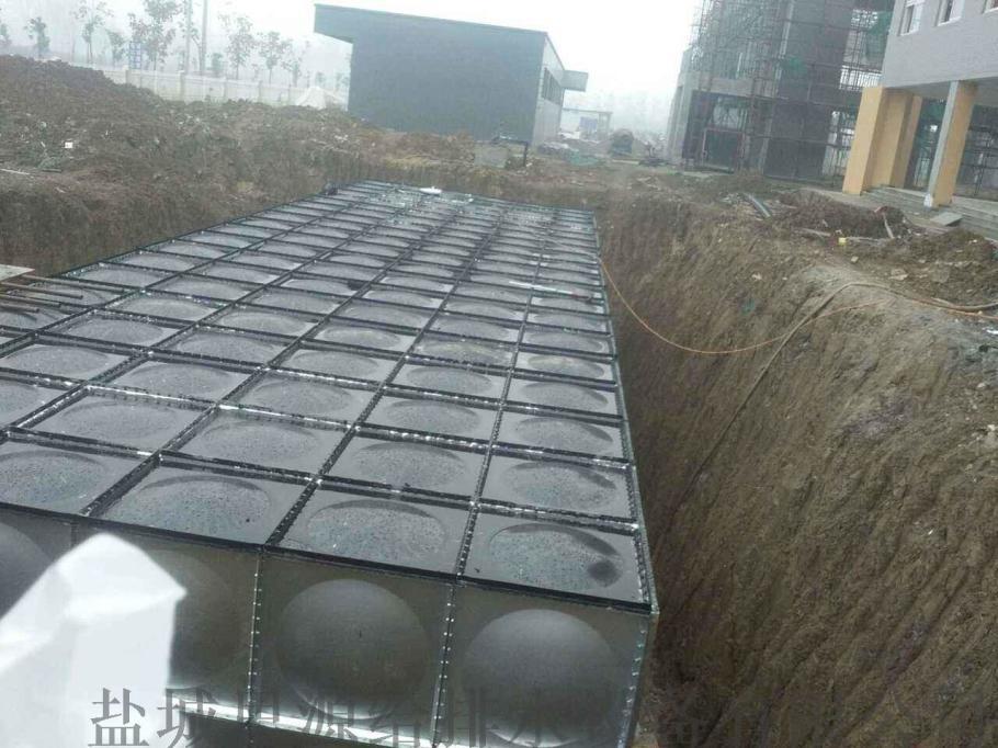关于抗浮地埋式消防泵站的基础做法830696525