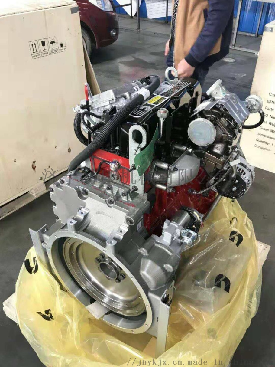 康明斯QSF4.5|国三柴油机|维特根铣刨机761223572