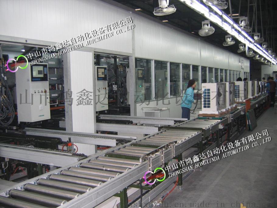 佛山空气能热泵生产线,珠海热泵装配线,热泵检测线107100575