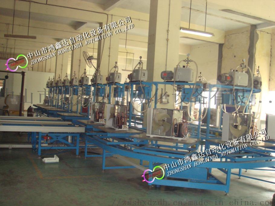 佛山空气能热泵生产线,珠海热泵装配线,热泵检测线107100595