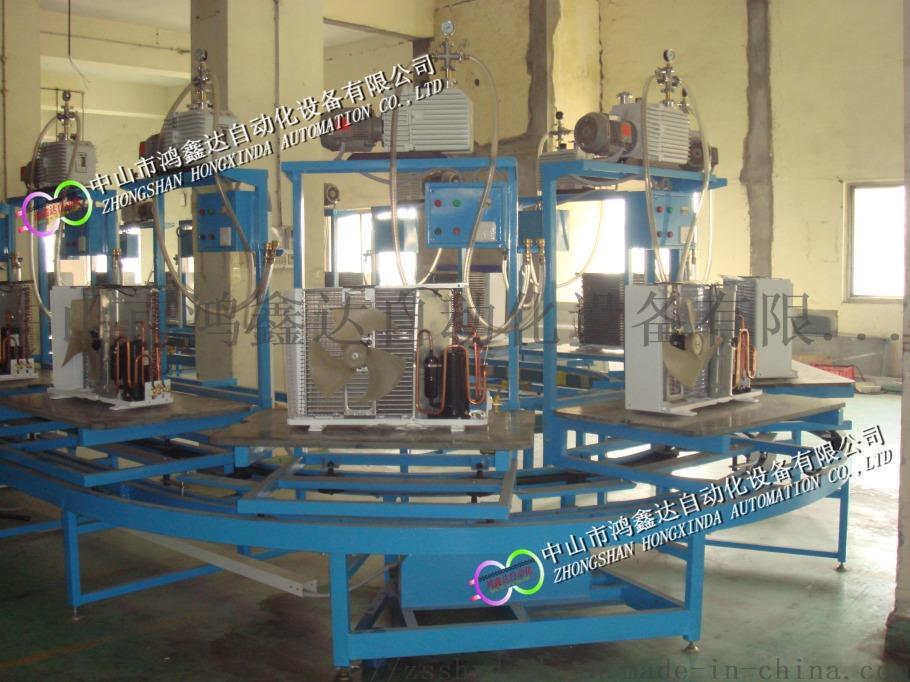 佛山空气能热泵生产线,珠海热泵装配线,热泵检测线107100605