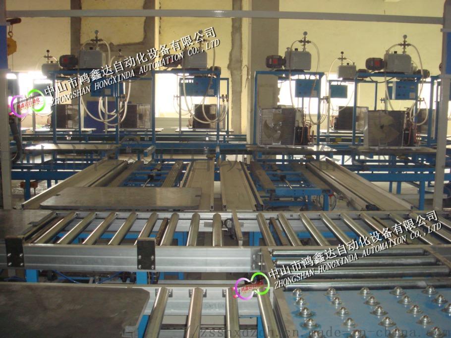 佛山空气能热泵生产线,珠海热泵装配线,热泵检测线107100625
