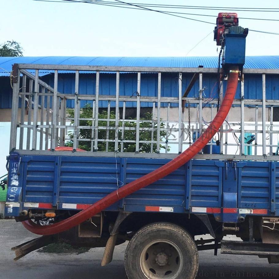 悬挂式车载吸粮机 电动车载吸料机LJ106334632