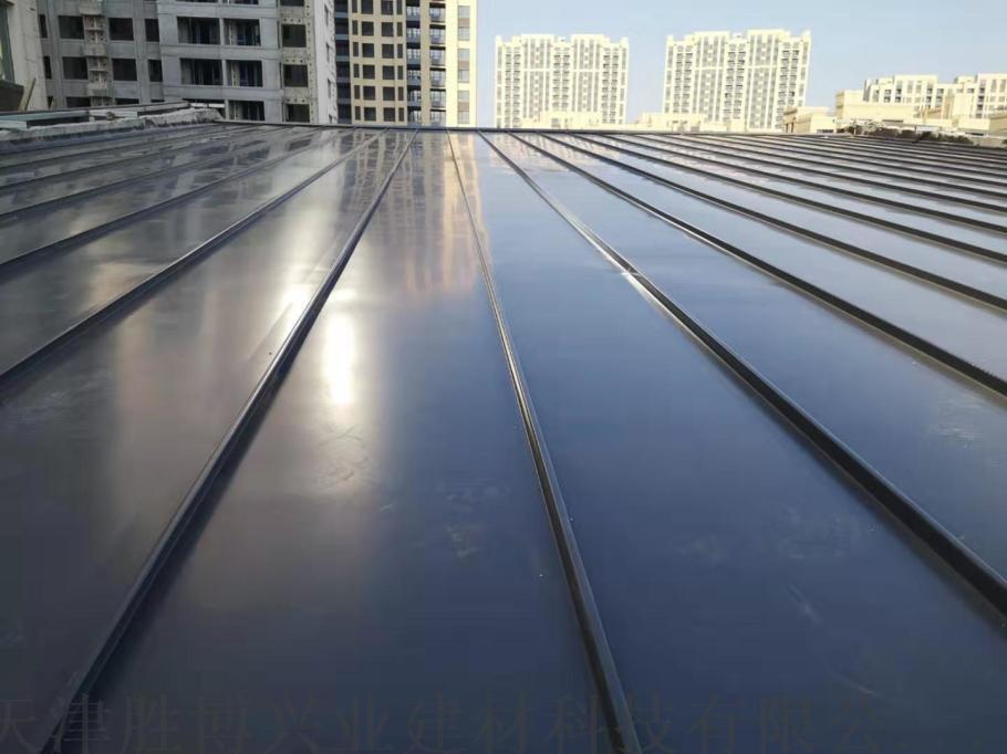 25-300型铝镁锰压型板 别墅金属屋面外装板110513762