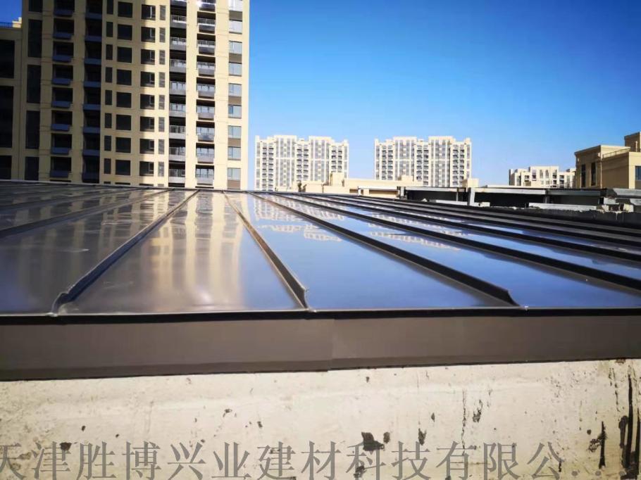 铝镁锰金属屋面板 铝镁锰屋面装饰板 铝镁锰外装板110516142