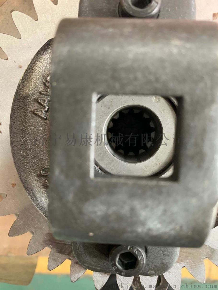 QSX15液压泵接头