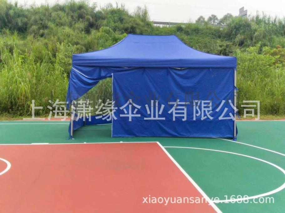 **隔离四角帐篷批发定制折叠消毒帐篷带透明围布帐篷116525092