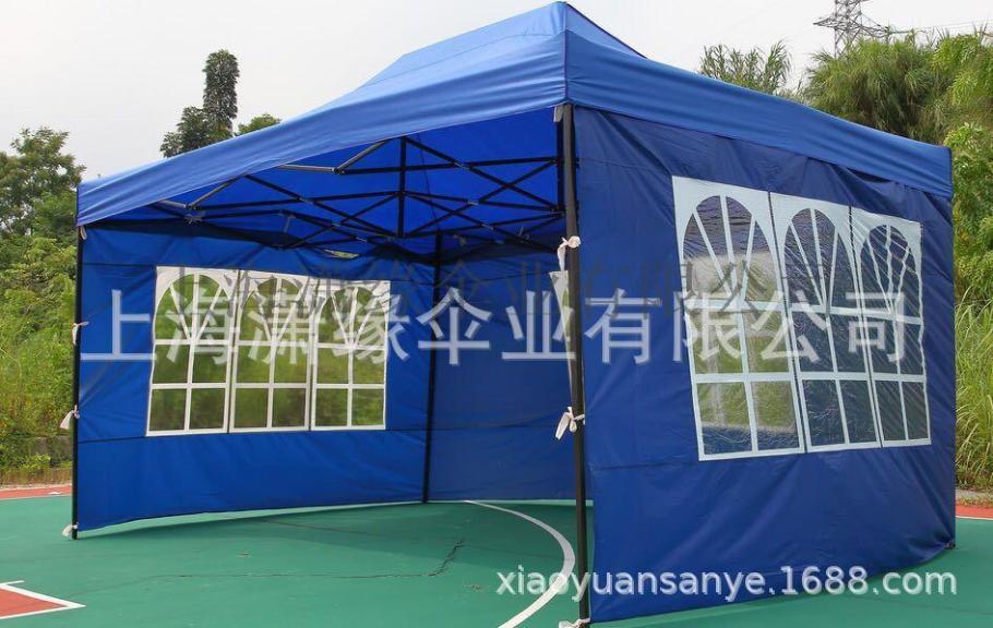 **隔离四角帐篷批发定制折叠消毒帐篷带透明围布帐篷116525072