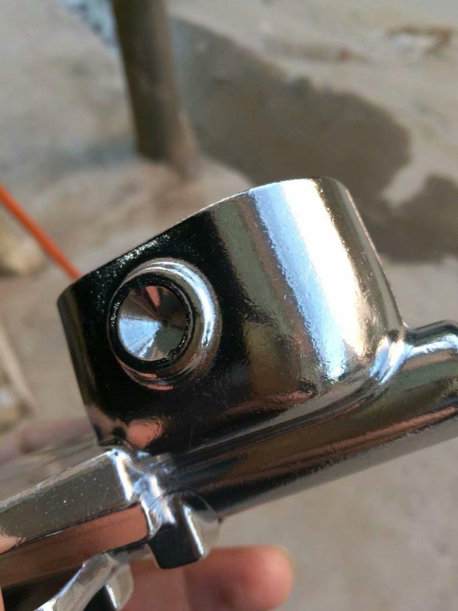 厂家供应 不锈钢金属研磨石 飞碟形,圆球不锈钢  119150295