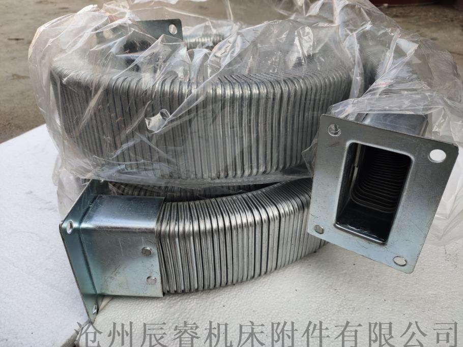耐磨JR-2矩形金属软管 CZ矩形金属软管872115395