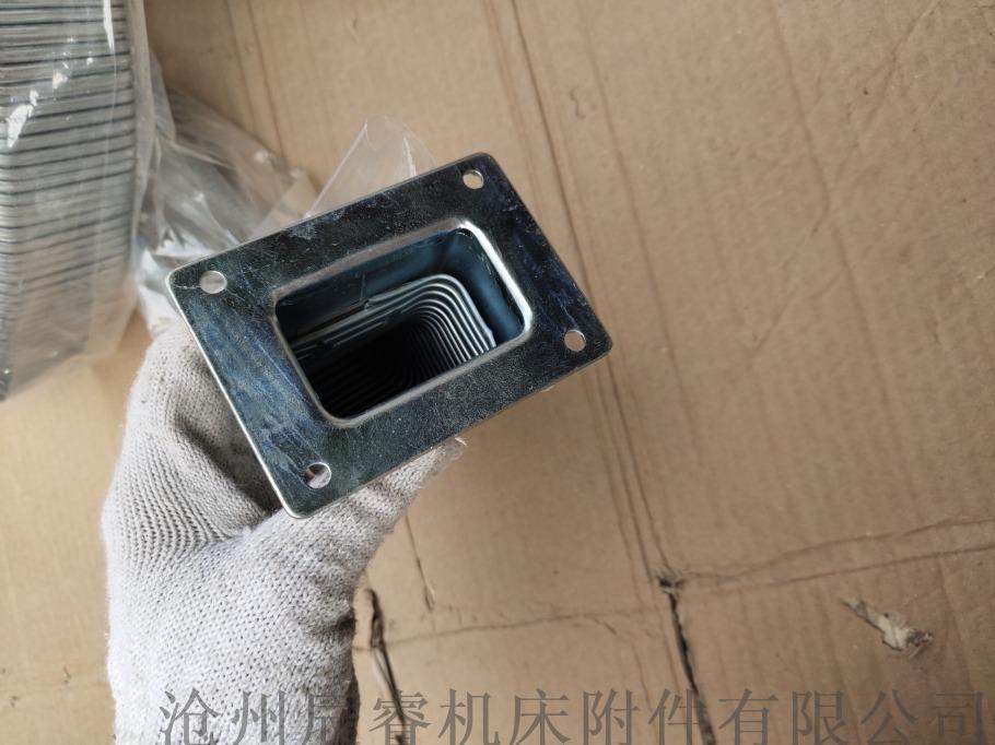 耐磨JR-2矩形金属软管 CZ矩形金属软管872115385