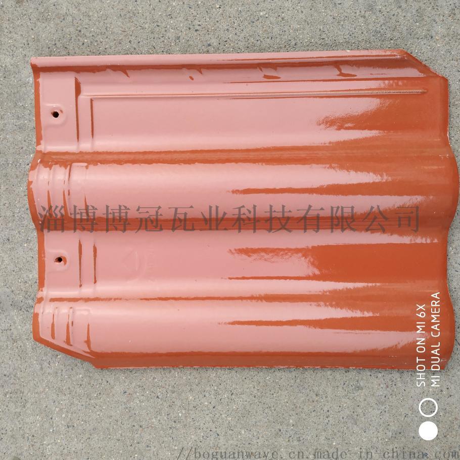 厂家供应缸瓦 红瓦 金泰全瓷小瓦 高温烧制 不褪色121178035