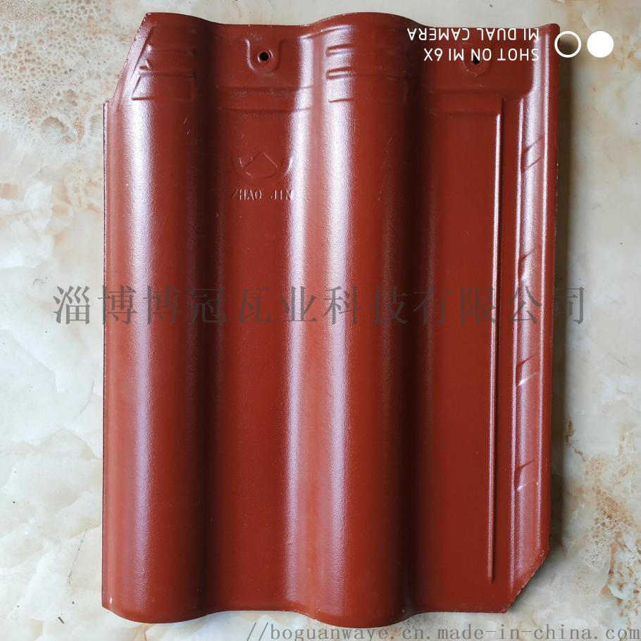厂家供应缸瓦 红瓦 金泰全瓷小瓦 高温烧制 不褪色121178025