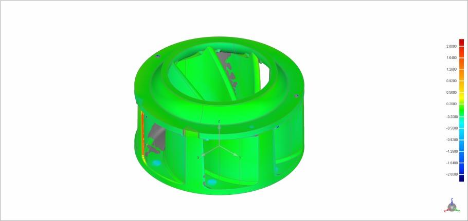江苏3D扫描抄数服务,3D尺寸测量服务128884505