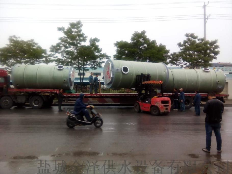 進口水泵品牌一體化污水提升泵站廠家889984195
