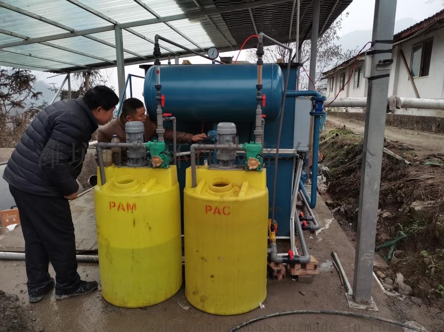 四川阿坝州养猪场污水处理设备竹源企业定制销售866245802