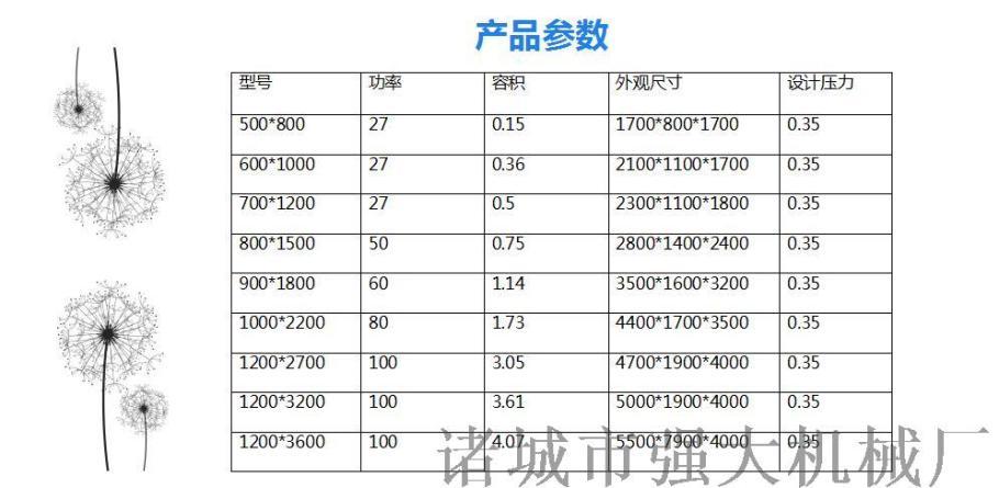 强大700型不锈钢食品杀菌锅50440432