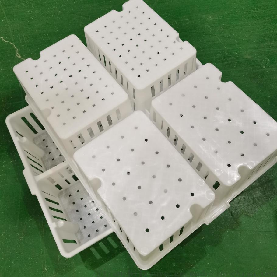 塑料四格鸡苗箱  周转箱  运输箱871717872
