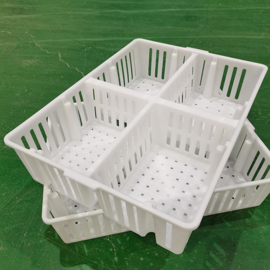 塑料四格鸡苗箱  周转箱  运输箱871717862