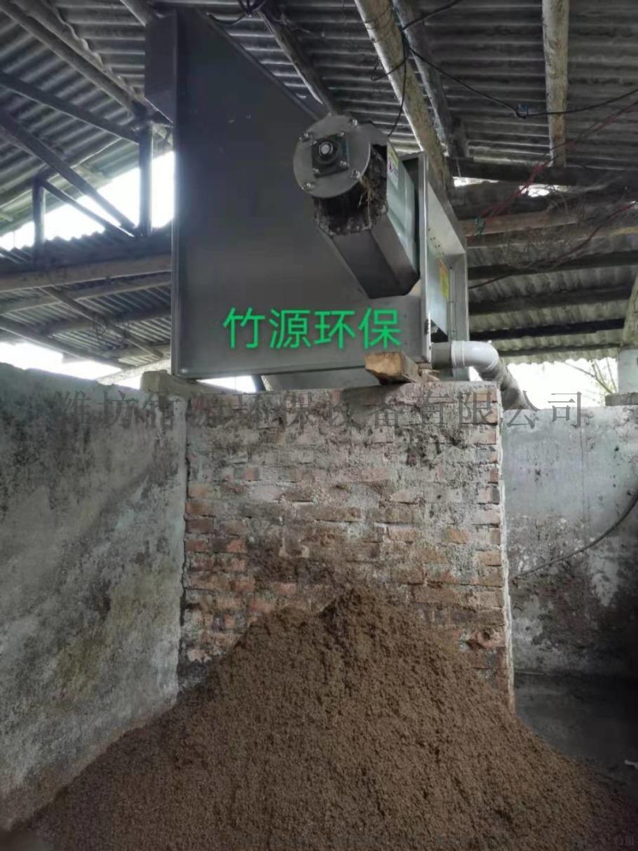 四川广安市养猪场污水处理设备 养殖气浮机竹源供应134556262