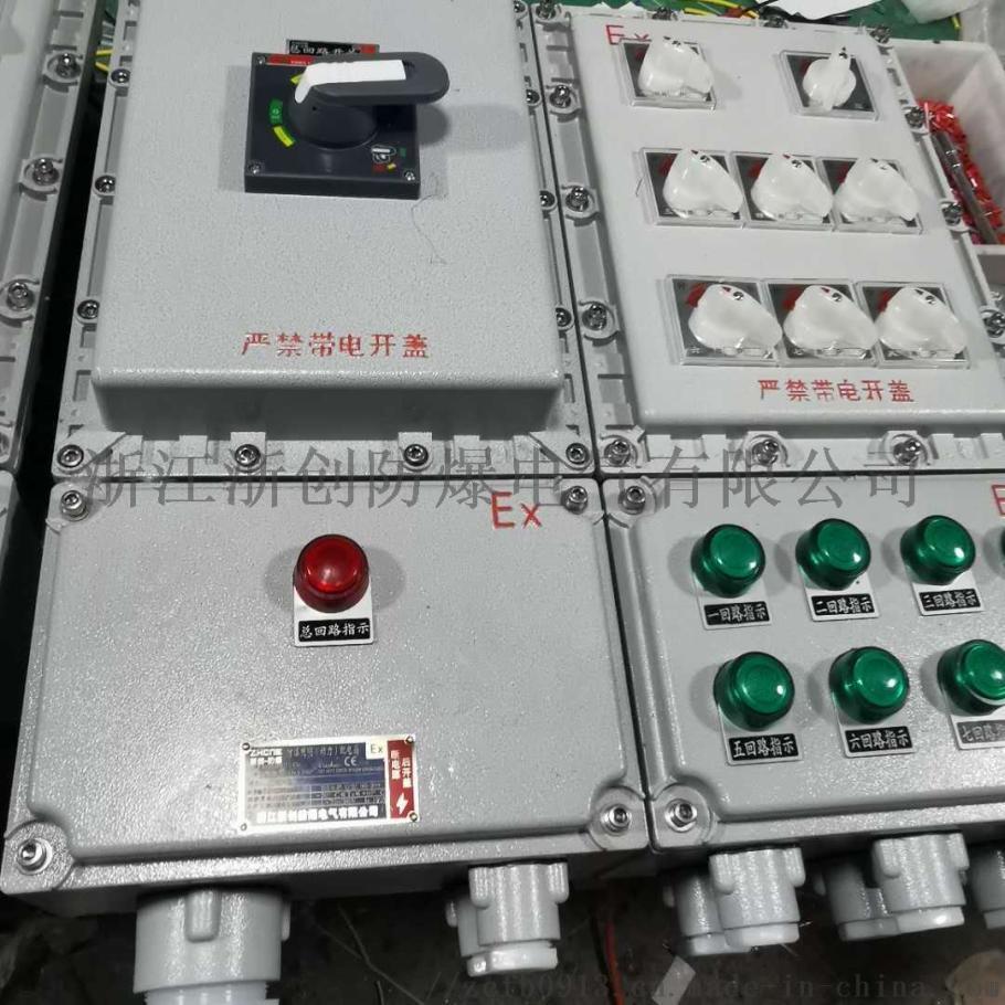 山东防爆照明动力配电箱定做911051655