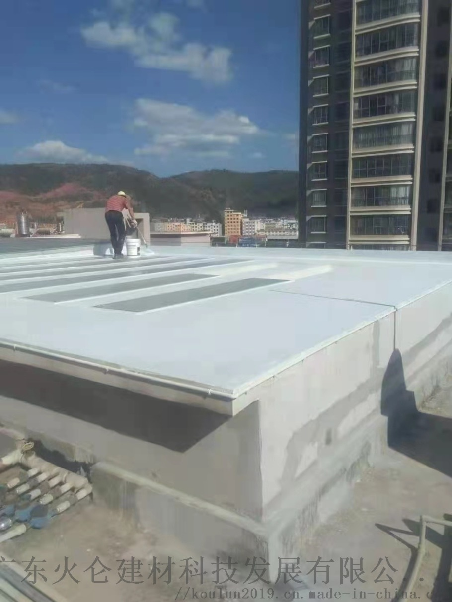 铁皮彩钢瓦玻璃外墙隔热漆楼顶防水防晒隔热涂料965534225