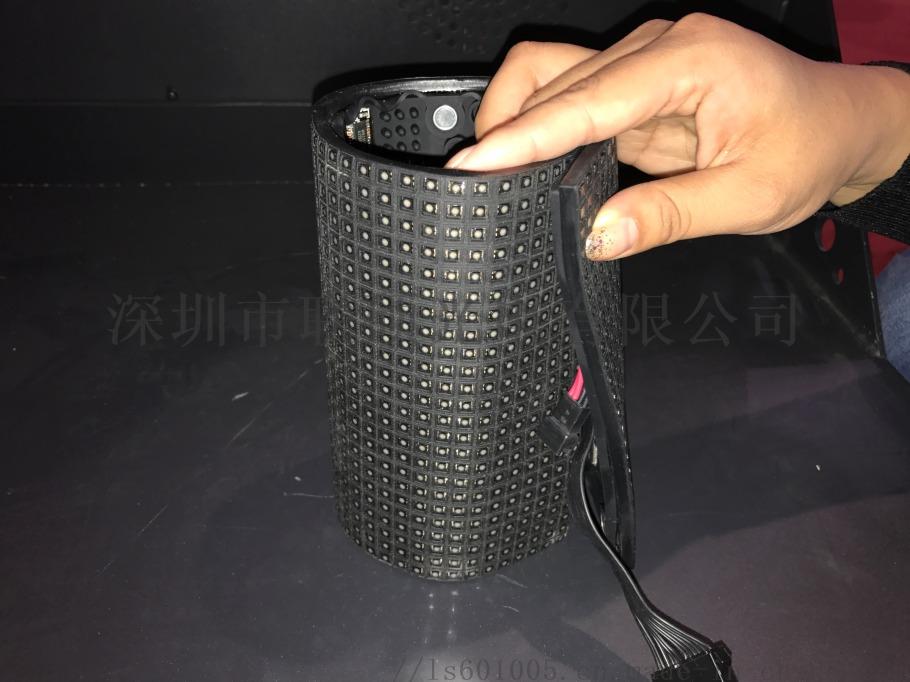 LED圆柱,P2.5圆柱屏,直径1米圆柱显示屏137221055
