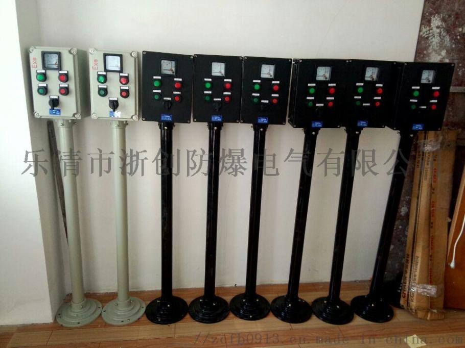 LCZ8030-A2D2K1B立式防爆防腐操作柱816480105