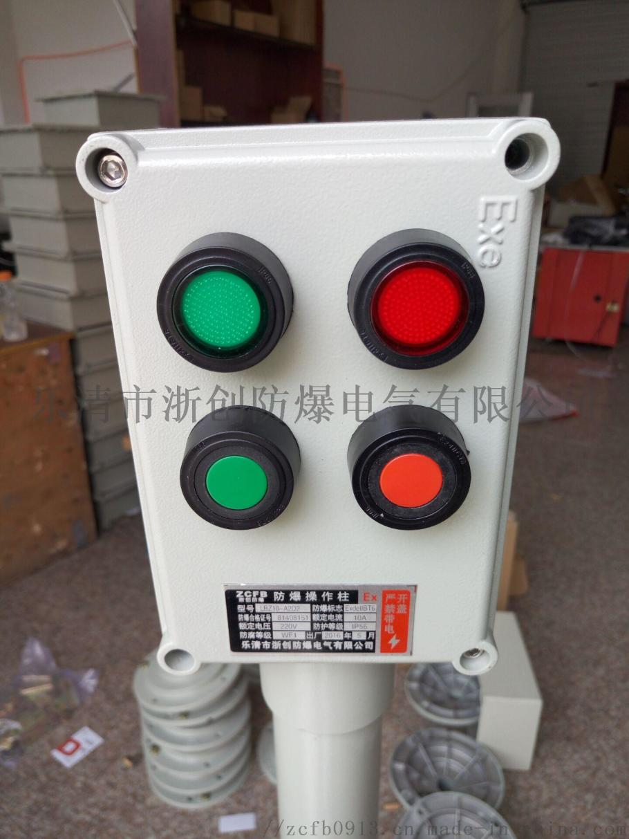 LCZ8030-A2D2K1B立式防爆防腐操作柱816480115